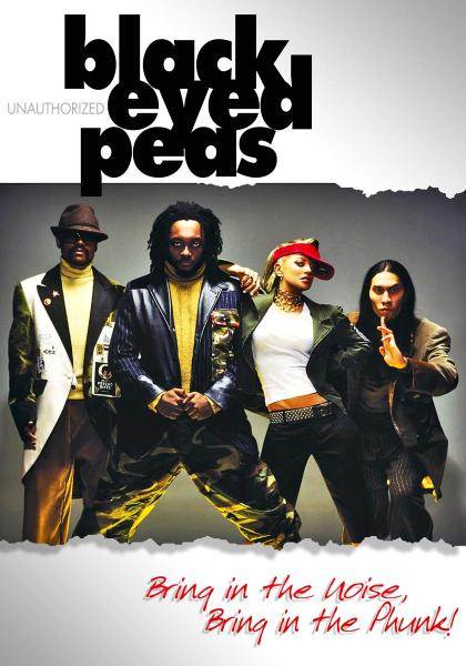BLACK EYED PEAS - BRING IN THE NOIZE BRING (nieuw) - DVD