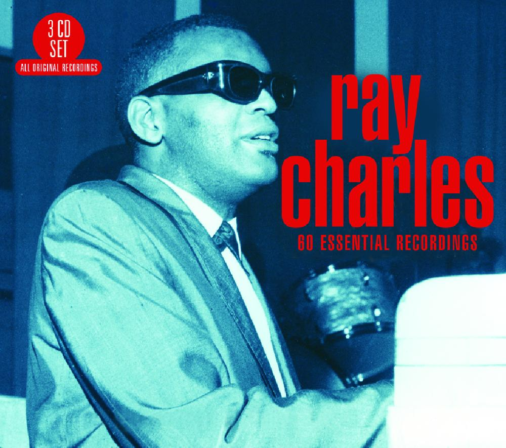RAY CHARLES - 60 ESSENTIAL TRACKS (nieuw) - CD