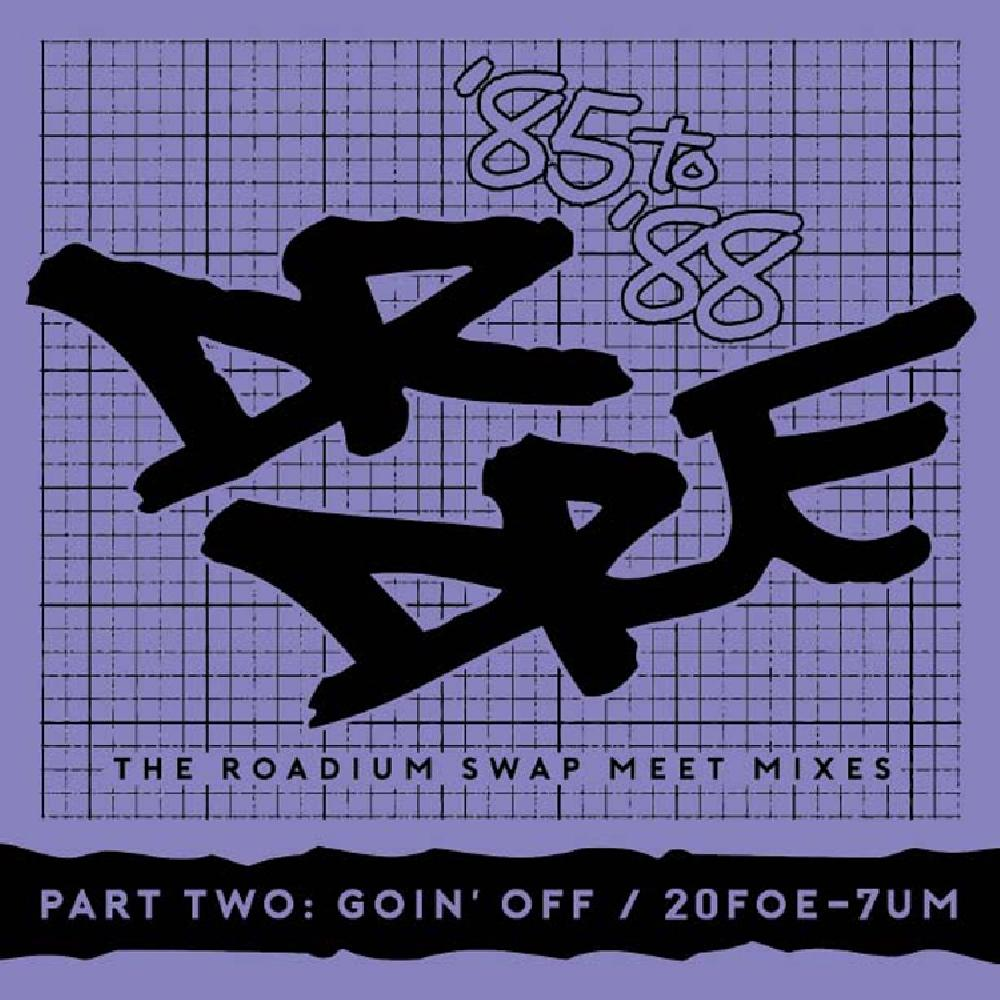 DR. DRE - ROADIUM SWAP MEET MIXES 2 (nieuw) - CD