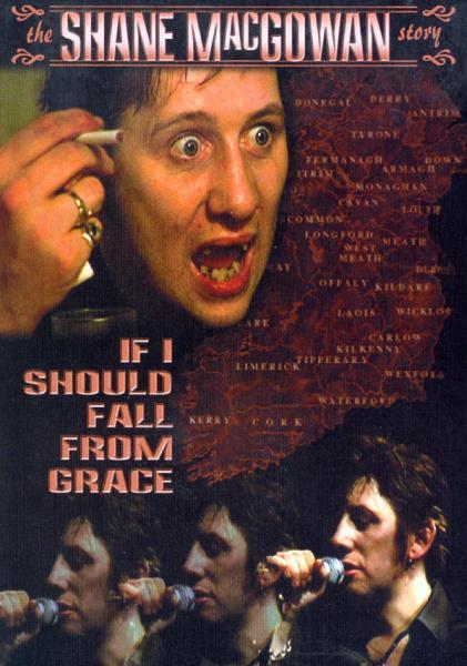 SHANE MACGOWAN - IF I SHOULD FALL FROM GRA (nieuw) - DVD