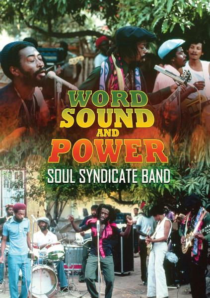 SOUL SYNDICATE BAND - WORD SOUND &amp, POWER (nieuw) - DVD