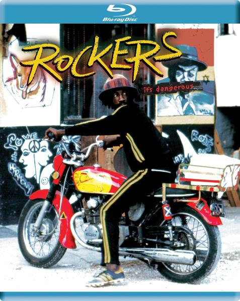 MOVIE - ROCKERS (nieuw) - Blu-ray Disc