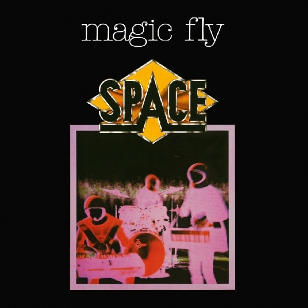 space magic fly -digi- (nieuw)