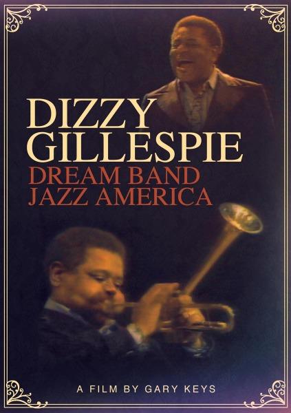 DIZZY GILLESPIE - DREAM BAND JAZZ AMERICA (nieuw) - DVD
