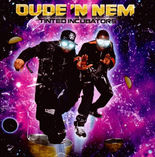 DUDE  N NEM - TINTED INCUBATORS (nieuw) - CD