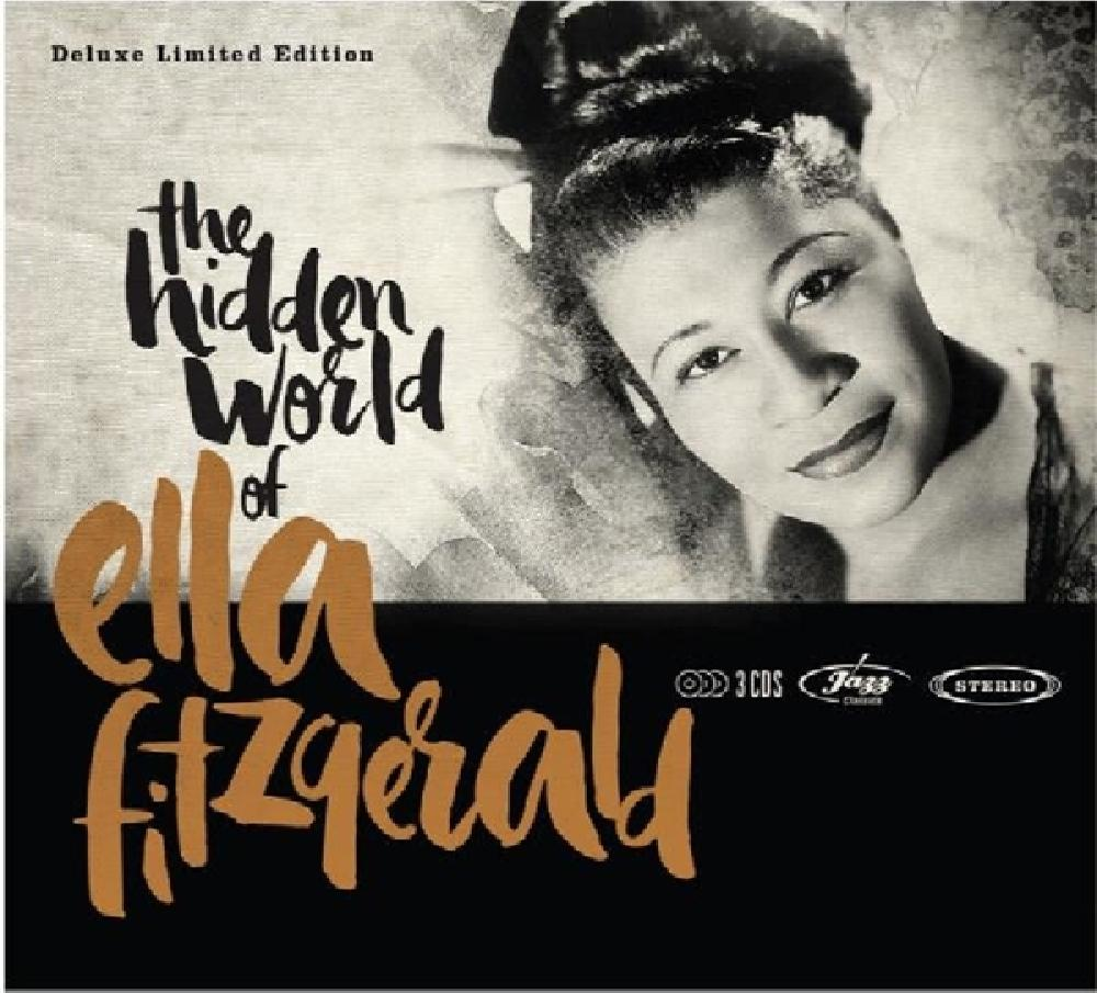 ELLA. FITZGERALD =VARIOUS= - HIDDEN WORLD OF ELLA FITZGERALD (nieuw) - CD