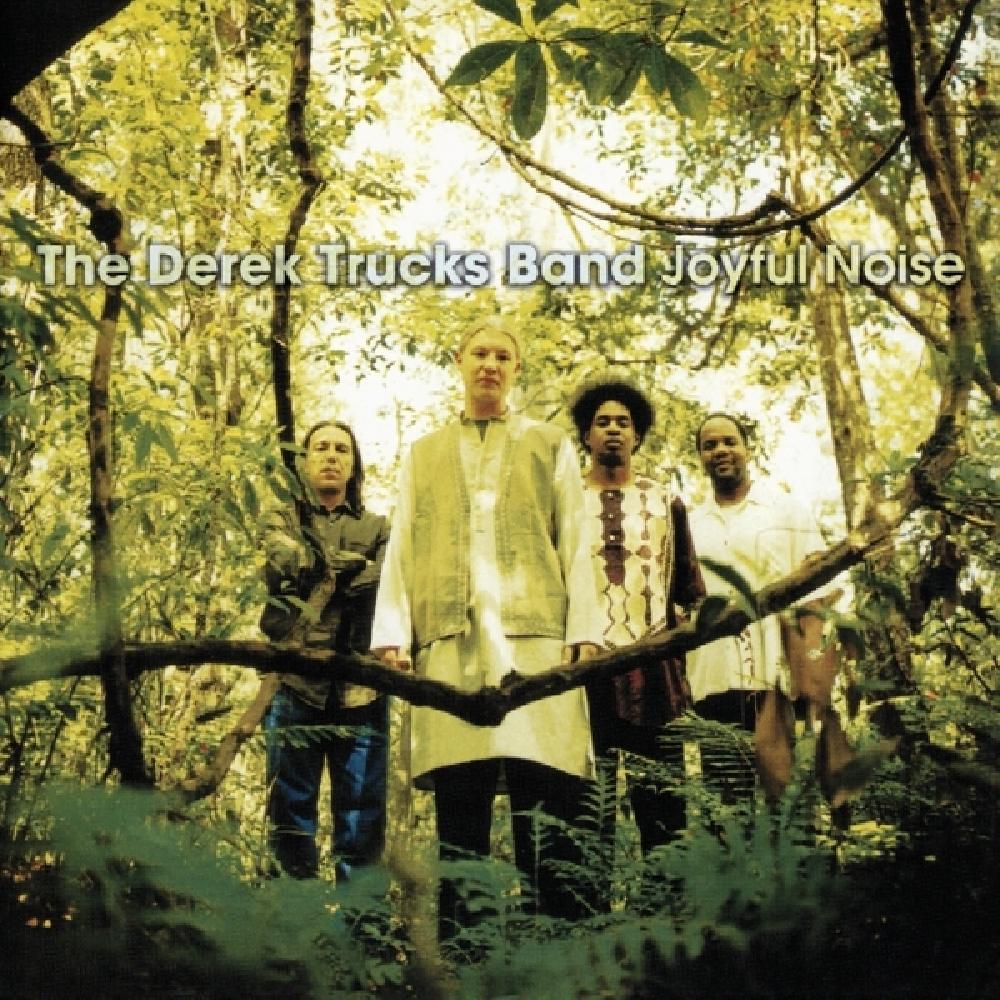 DEREK TRUCKS BAND - JOYFUL NOISE (nieuw) - CD
