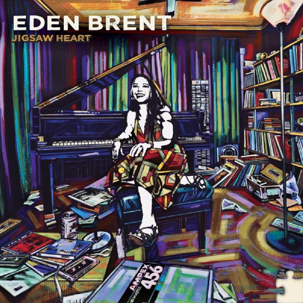 EDEN BRENT - JIGSAW HEART (nieuw) - CD