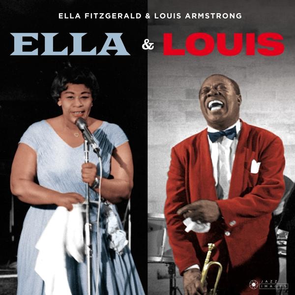 ELLA FITZGERALD &, LOUIS ARMSTRONG - ELLA &, LOUIS (nieuw) - LP