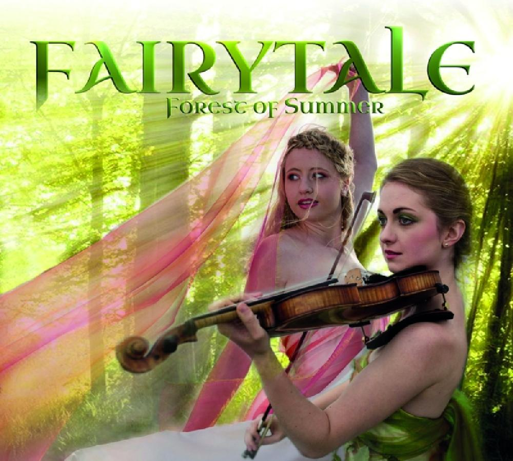 FAIRYTALE - FOREST OF SUMMER (nieuw) - CD