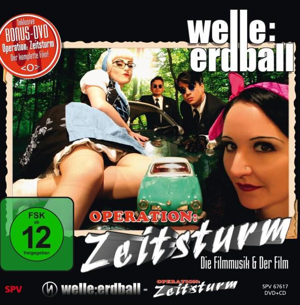 WELLE ERDBALL - OPERATION.. -DVD+CD- (nieuw) - DVD