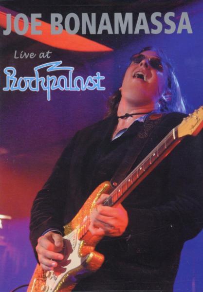 JOE BONAMASSA - LIVE AT ROCKPALAST (nieuw) - DVD