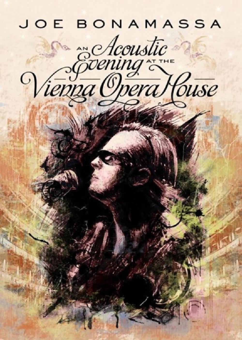 JOE BONAMASSA - AN ACOUSTIC EVENING AT.. (nieuw) - DVD