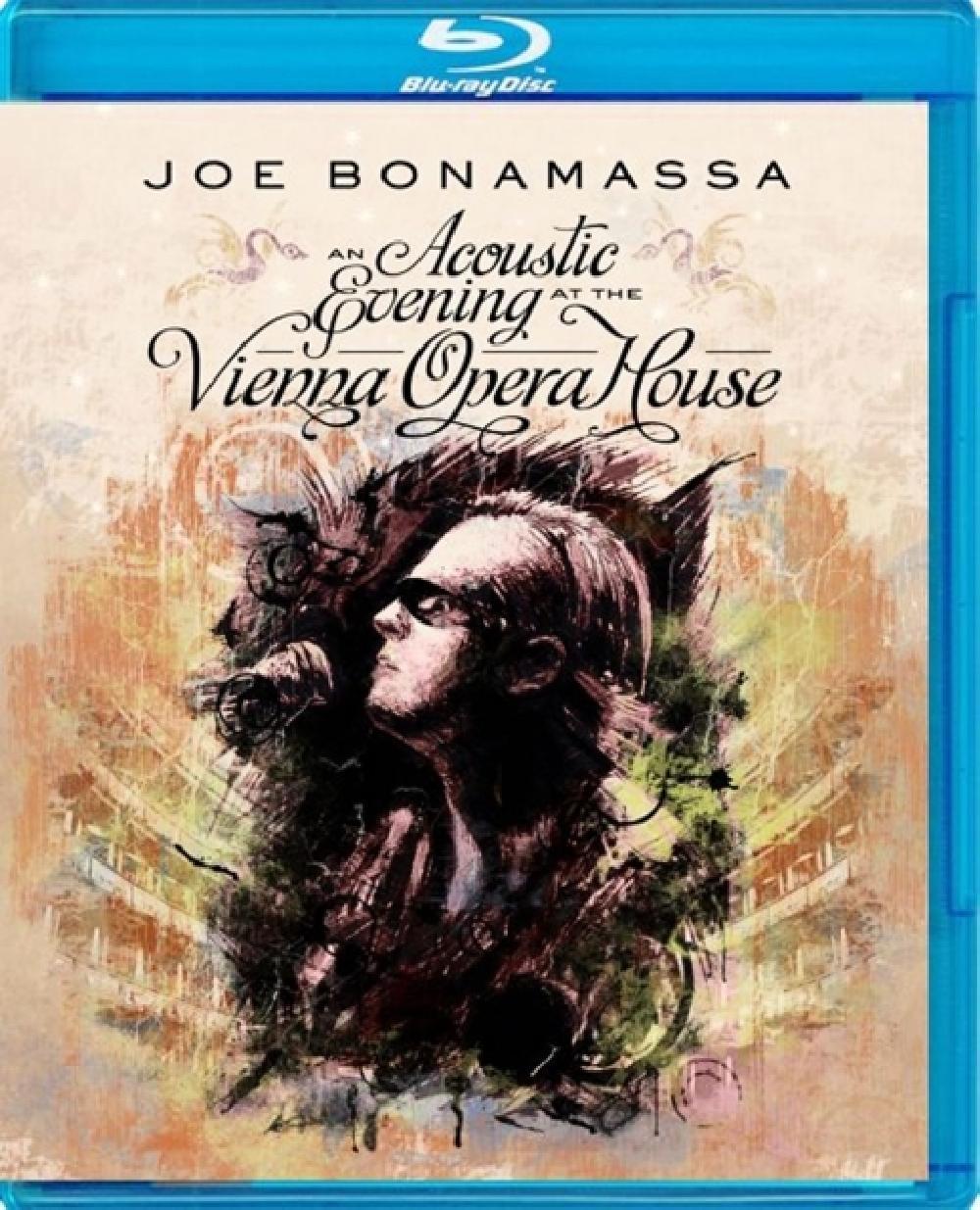 JOE BONAMASSA - AN ACOUSTIC EVENING AT.. (nieuw) - Blu-ray Disc