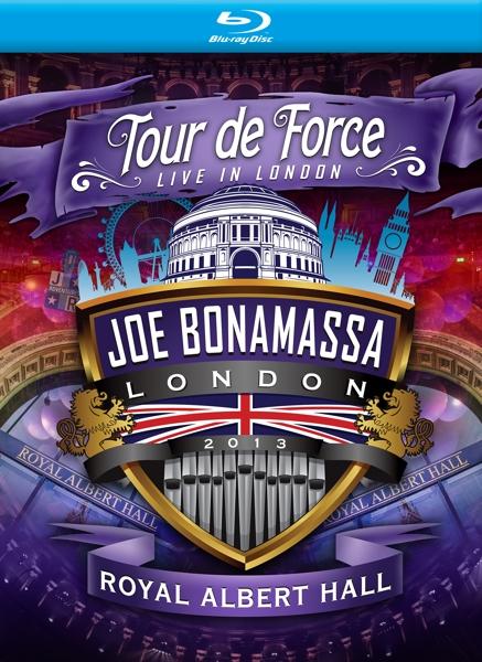 JOE BONAMASSA - TOUR DE FORCE - ROYAL.. (nieuw) - Blu-ray Disc