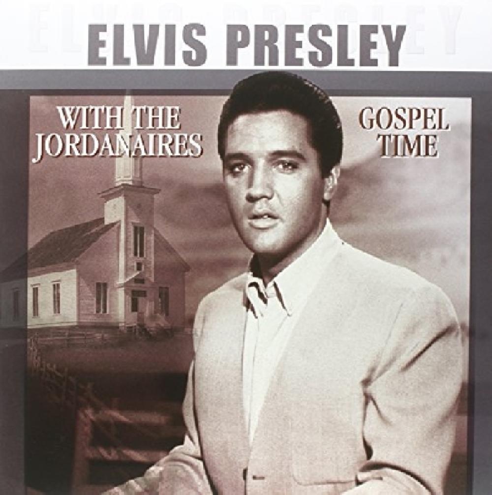 ELVIS PRESLEY - GOSPEL TIME (nieuw) - LP