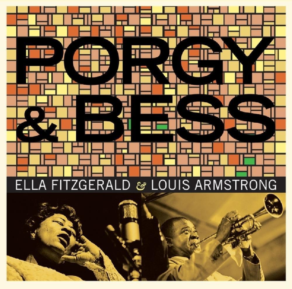 ELLA FITZGERALD &, LOUIS ARMSTRONG - PORGY &, BESS (nieuw) - CD