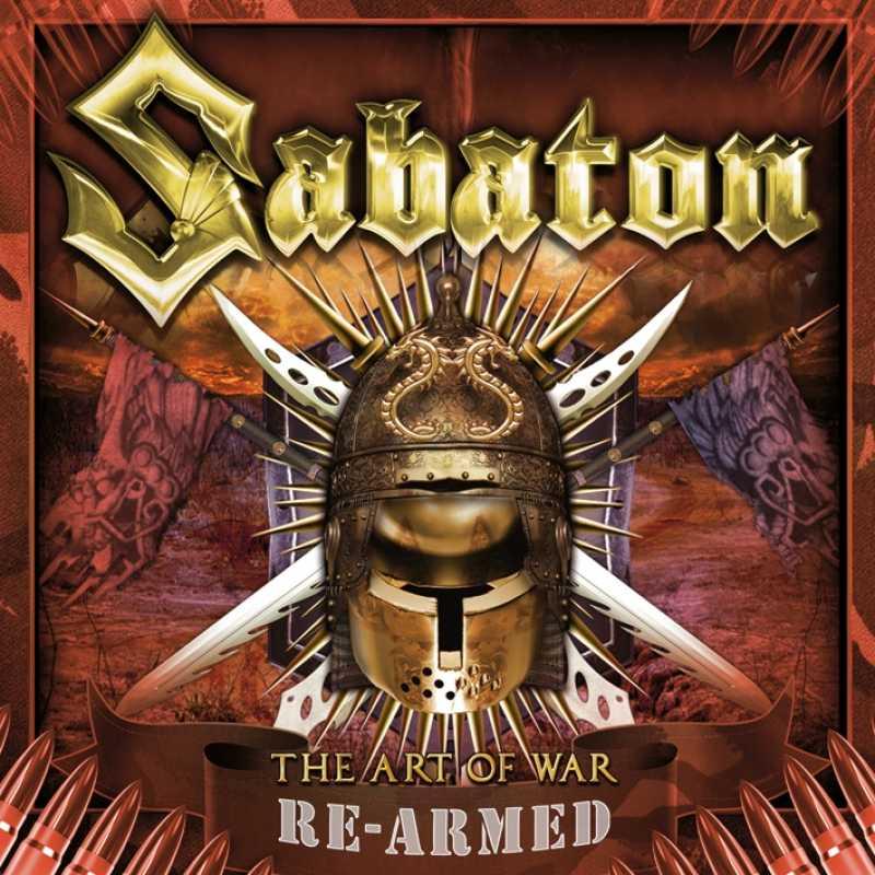 sabaton ART OF WAR (RE-ARMED) (nieuw)