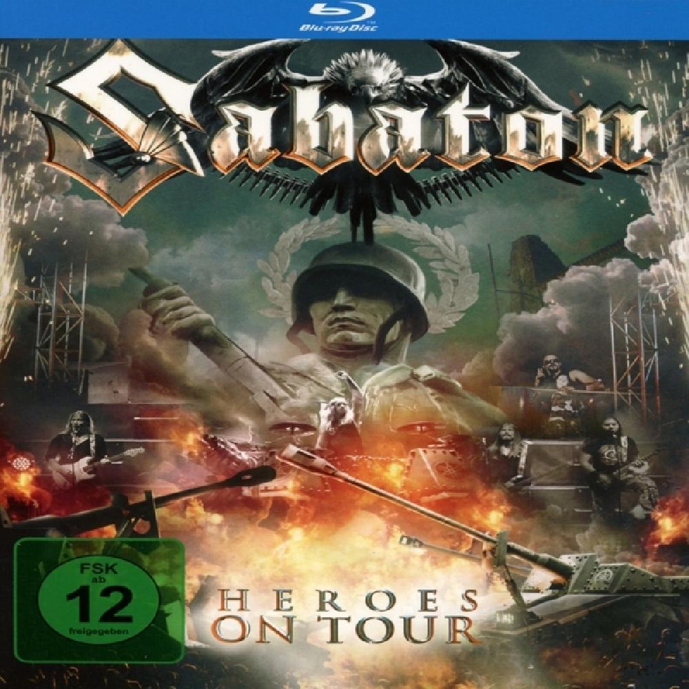 sabaton HEROES ON TOUR (nieuw)