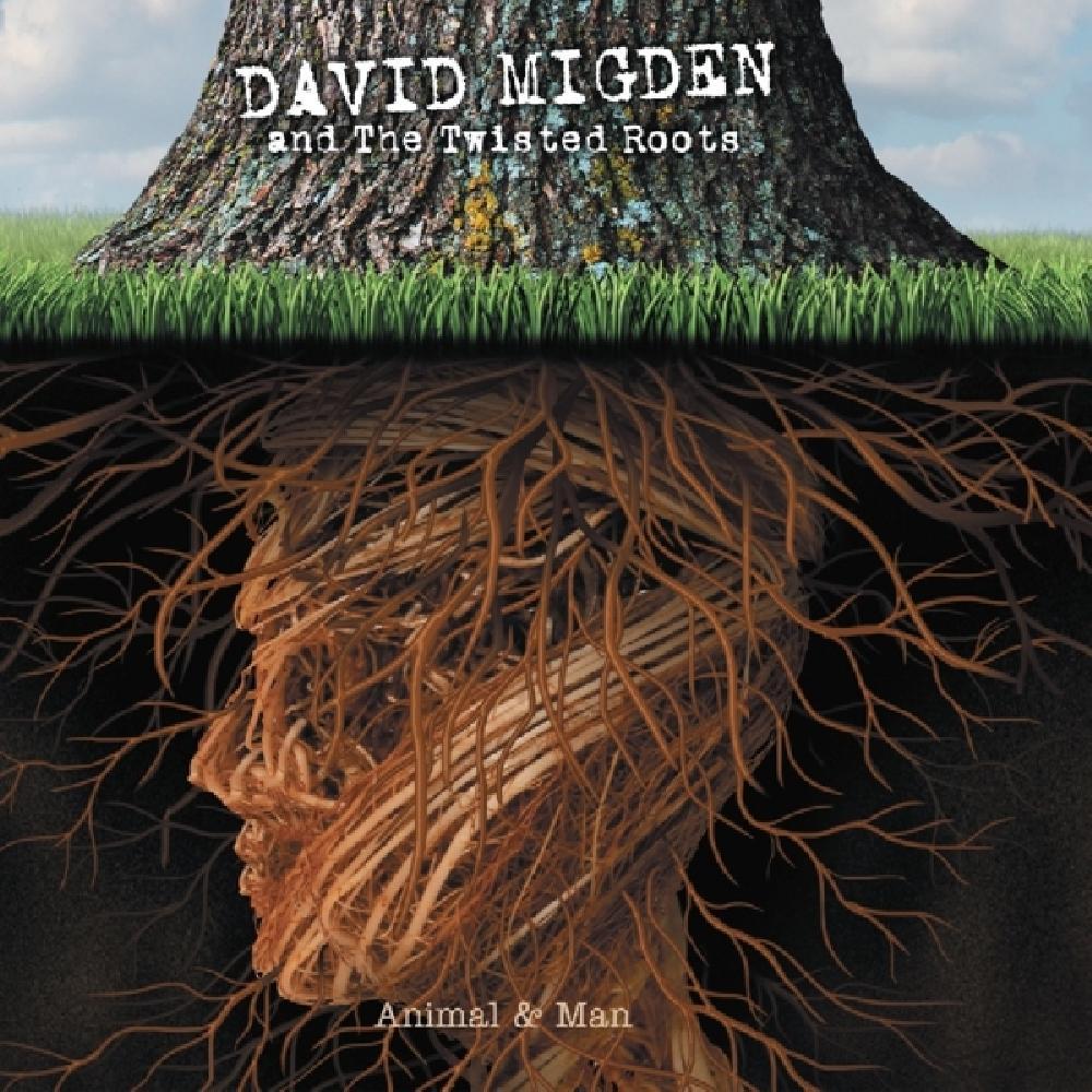 DAVID MIGDEN - ANIMAL AND MAN (nieuw) - CD