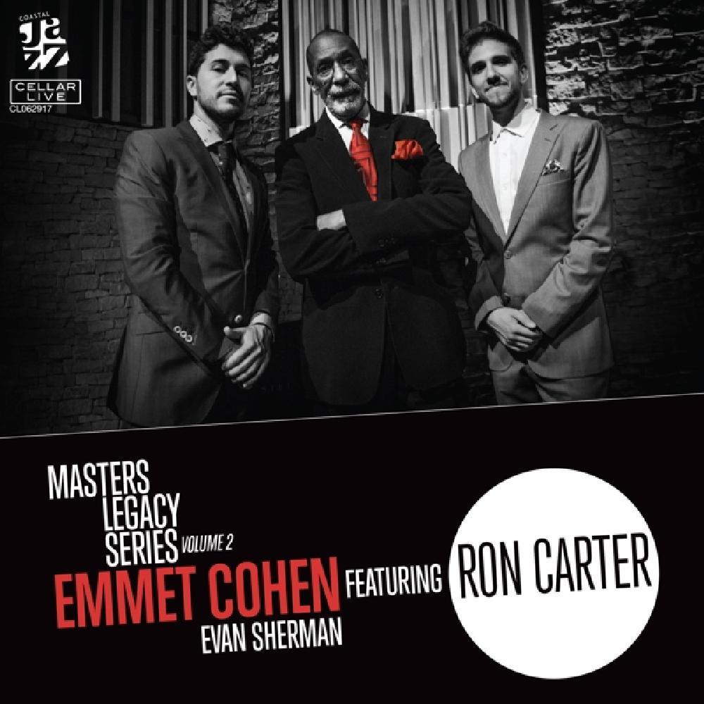 EMMET COHEN - MASTERS LEGACY SERIES.. (nieuw) - CD