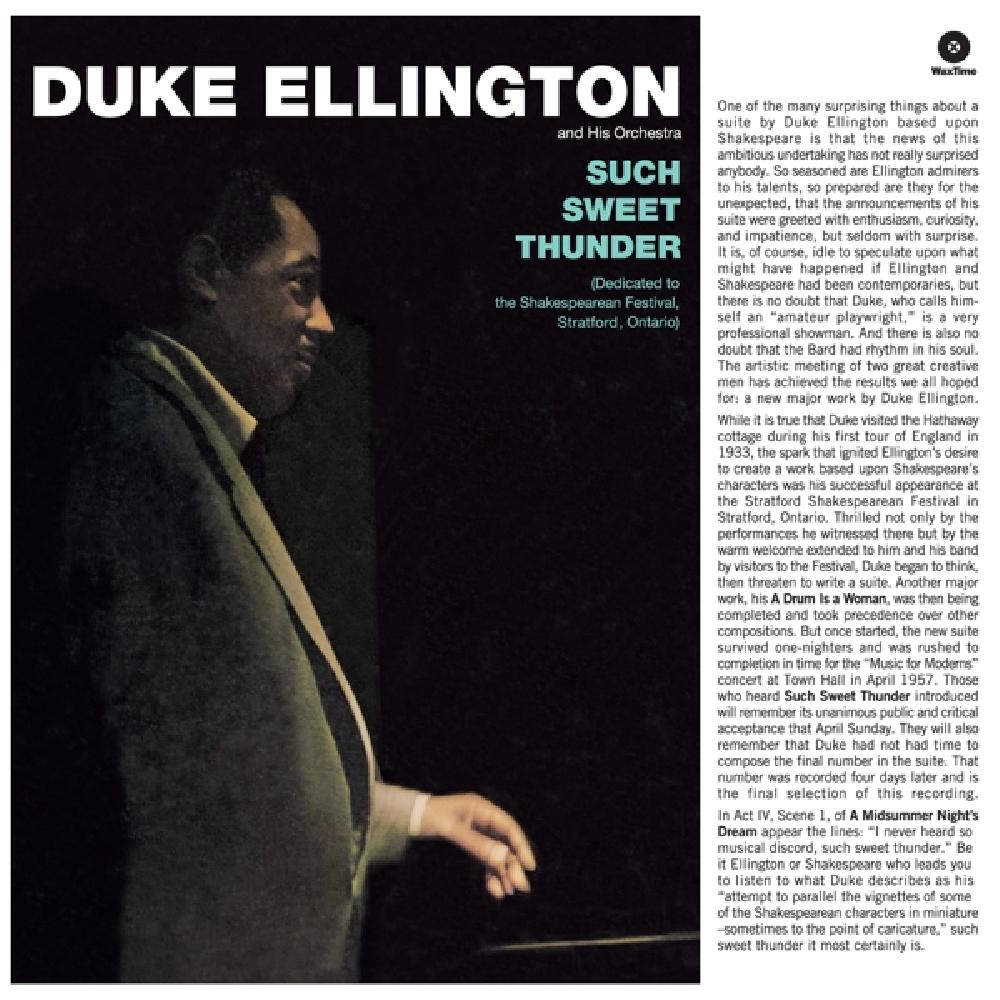 ELLINGTON, DUKE - SUCH SWEET THUNDER -HQ- (nieuw) - LP