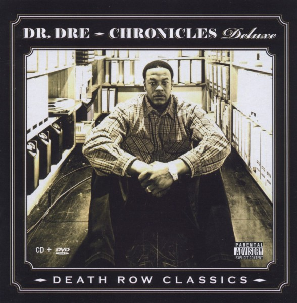 DR. DRE - CHRONICLES - DEATH ROW (nieuw) - CD