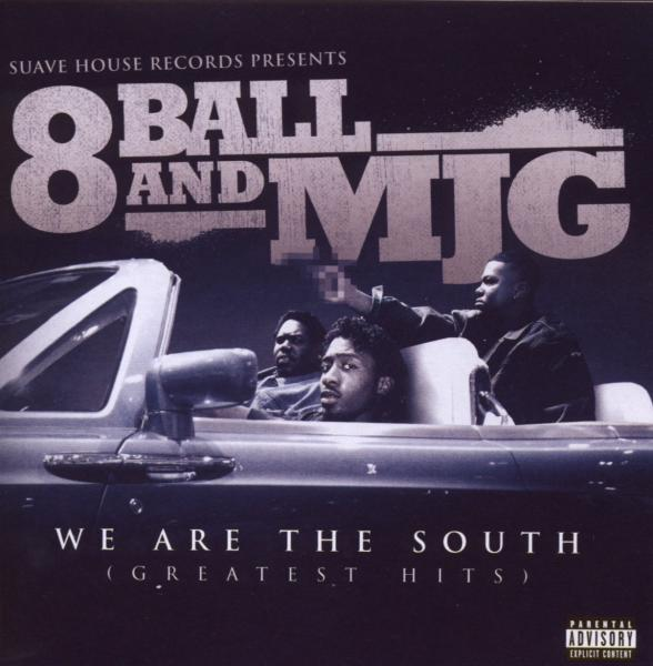 EIGTHBALL  &, MJG - GREATEST HITS (nieuw) - CD