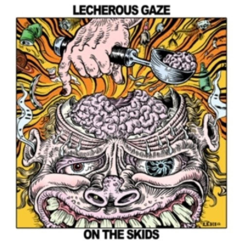 lecherous gaze on the skids (nieuw)