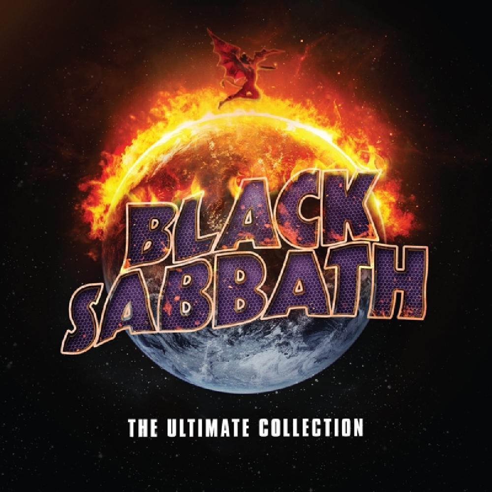 black sabbath ultimate collection (nieuw)