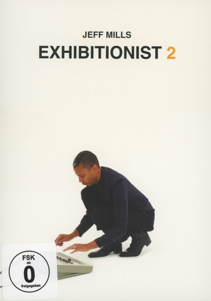 JEFF MILLS - EXHIBITIONIST 2 (2DVDCD) (nieuw) - DVD