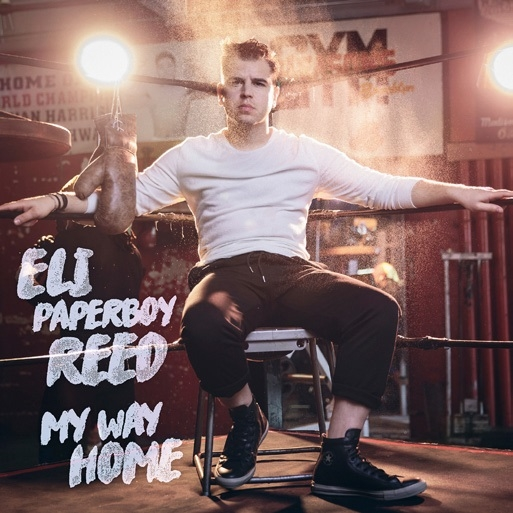 ELI REED -PAPERBOY- - MY WAY HOME (nieuw) - LP