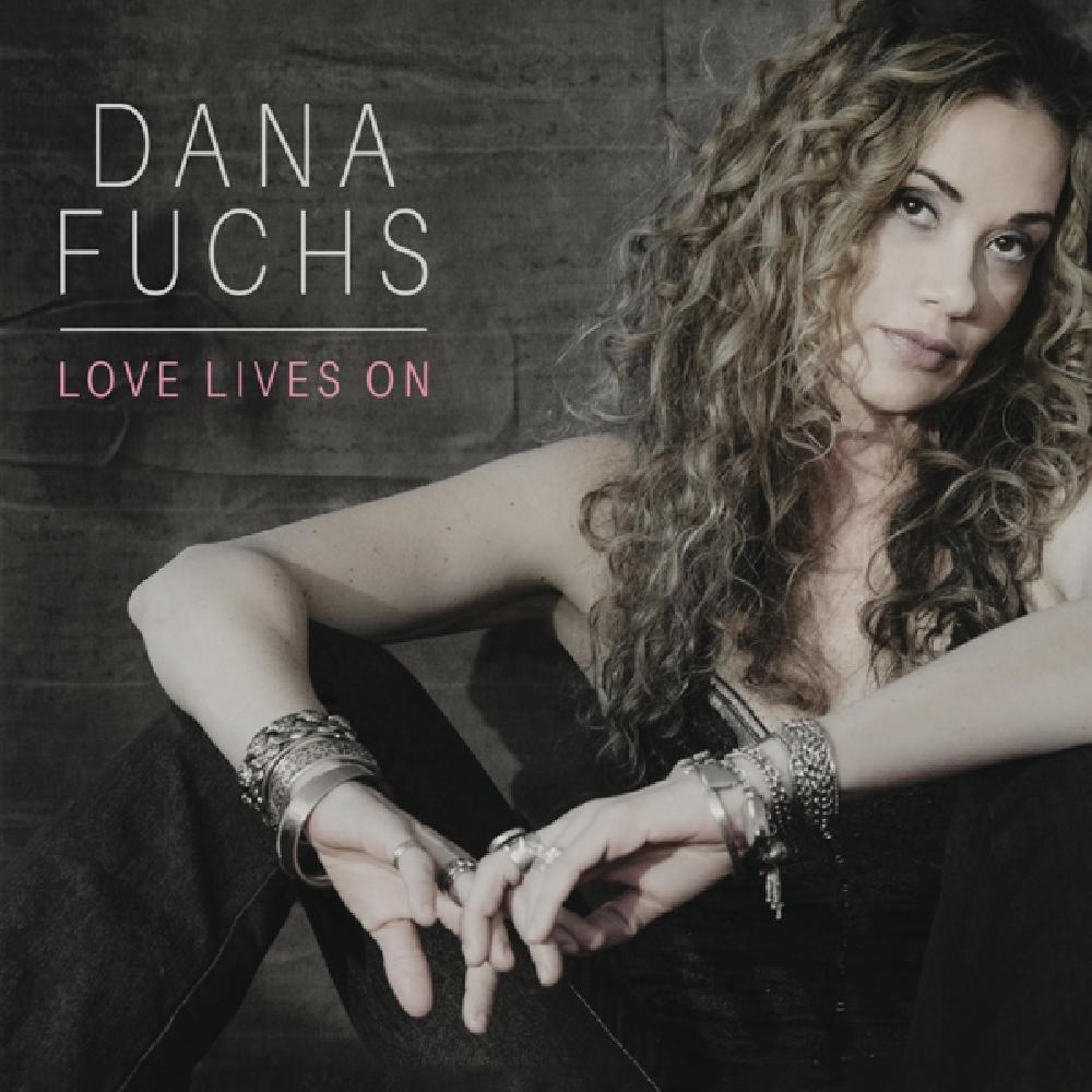 DANA FUCHS - LOVE LIVES ON (nieuw) - CD
