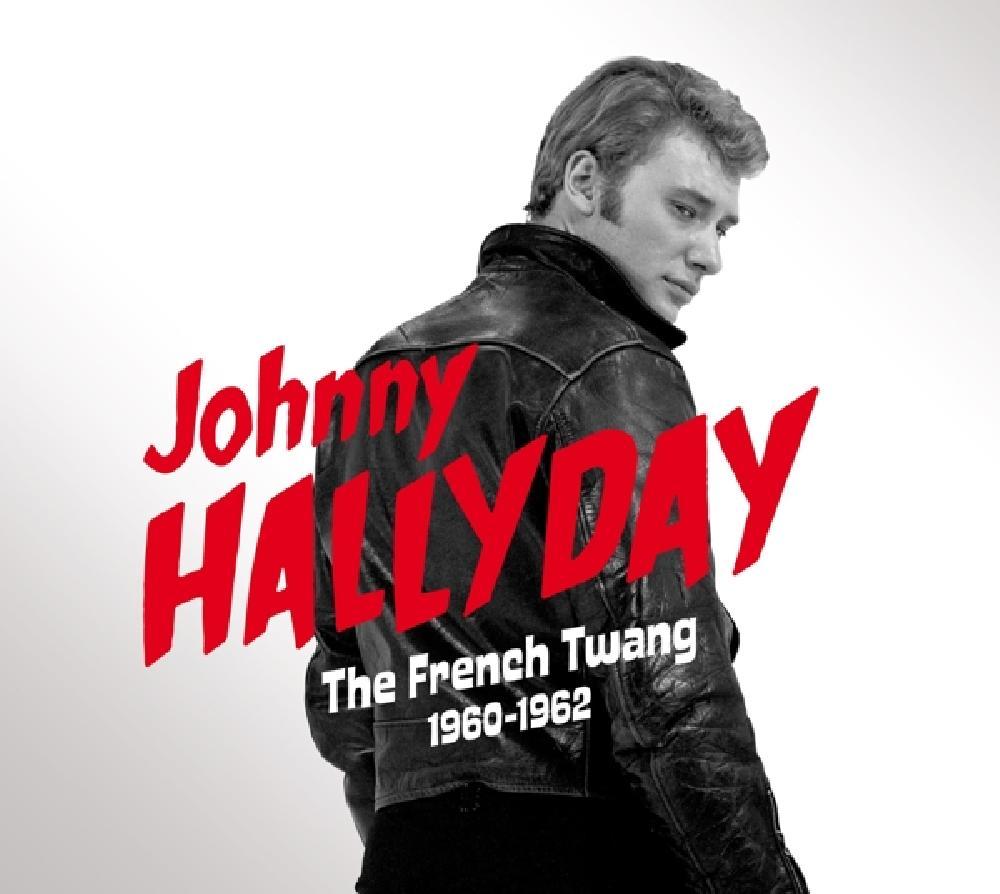 johnny hallyday FRENCH TWANG 1960-1962 (nieuw)