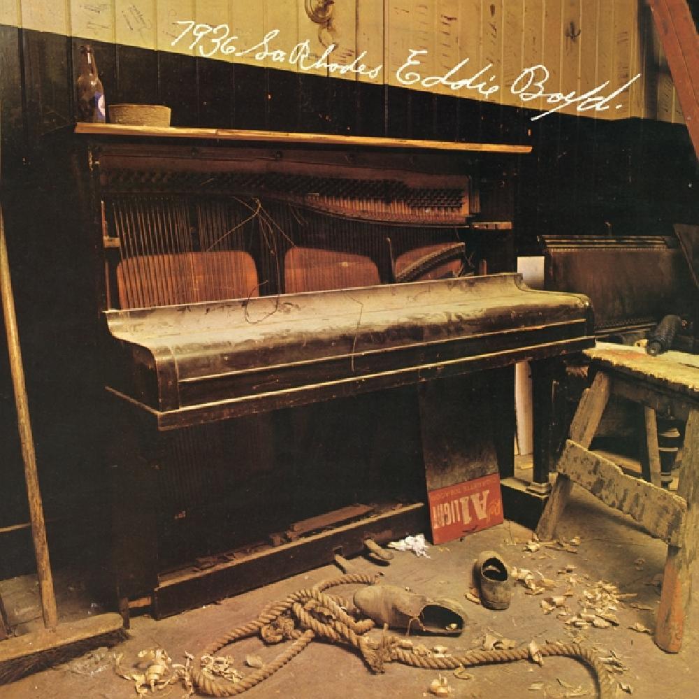 EDDIE BOYD - 7936 SOUTH RHODES (nieuw) - LP