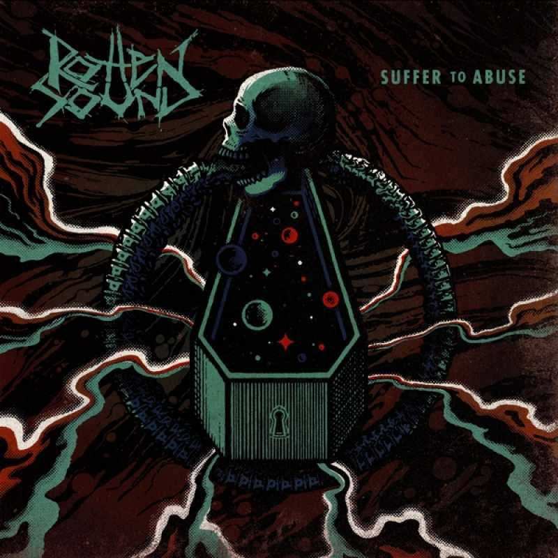 rotten sound SUFFER TO ABUSE (nieuw)