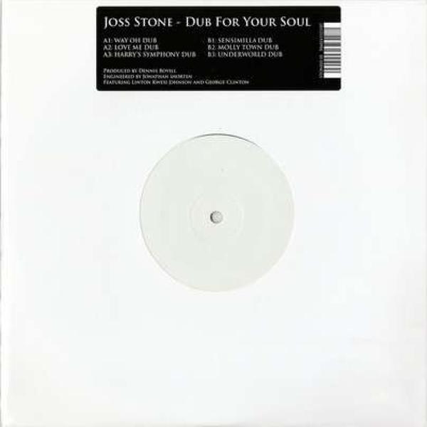 joss stone DUB FOR YOUR SOUL -10`- (nieuw)