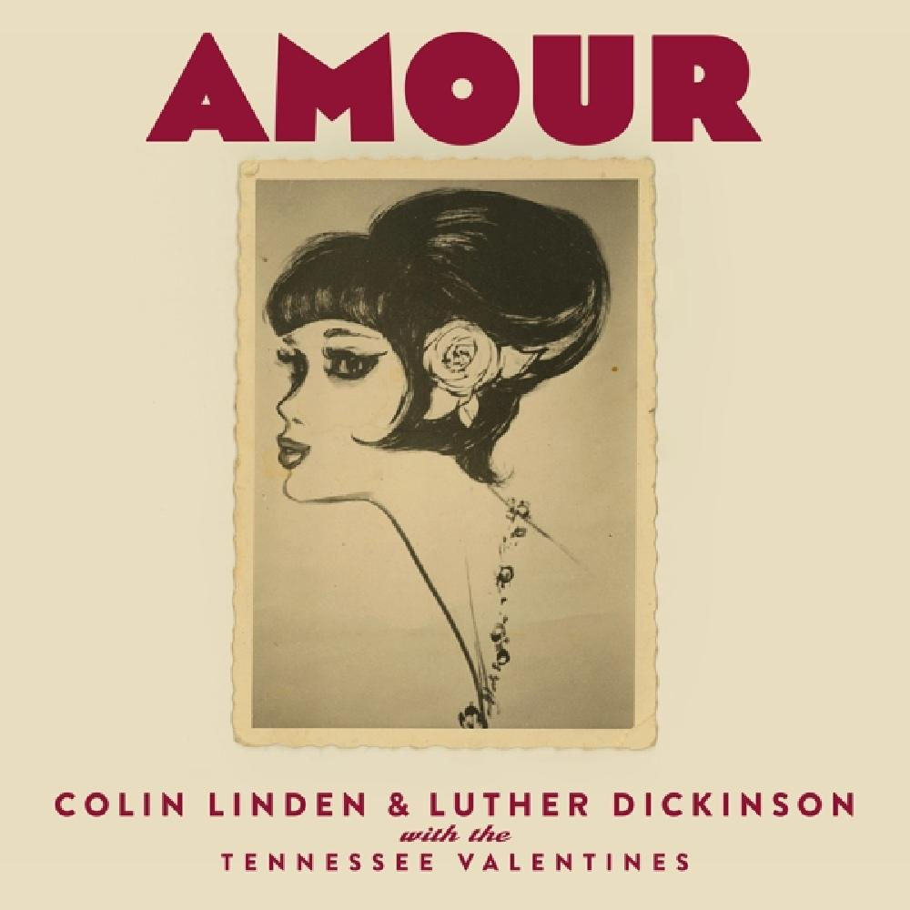 COLIN LINDEN &, LUTHER DICKINSON - AMOUR (nieuw) - CD