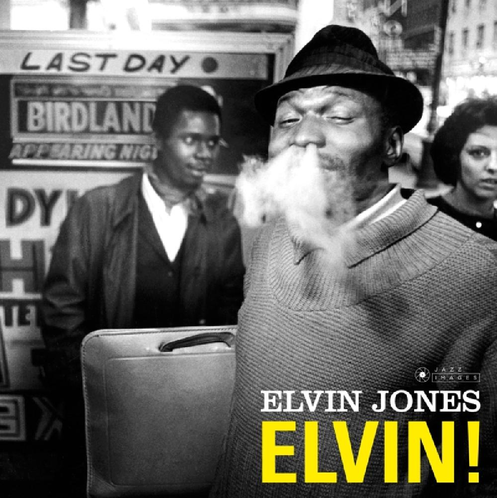 ELVIN JONES - ELVIN! (nieuw) - LP