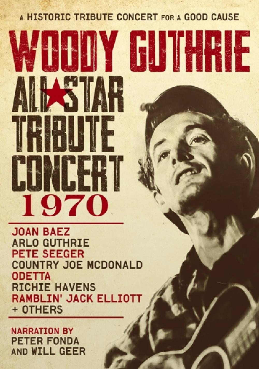 VARIOUS - ALL-STAR TRIBUTE.. (nieuw) - DVD