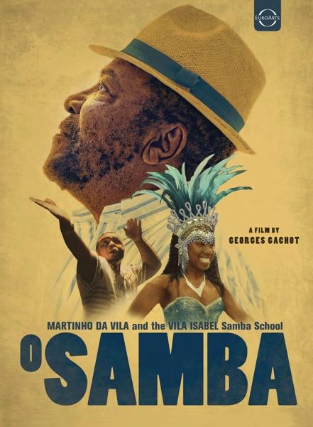 DOCUMENTARY - O SAMBA (nieuw) - DVD