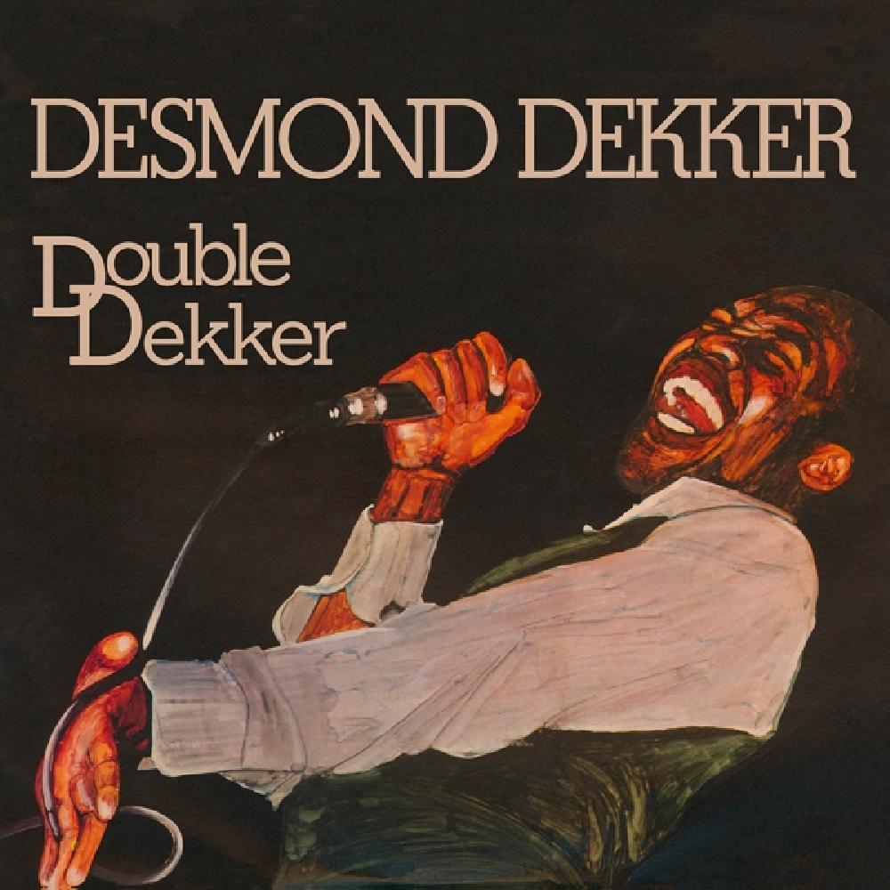 DESMOND DEKKER - DOUBLE DEKKER -COLOURED- (nieuw) - LP