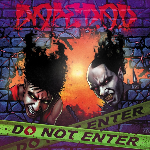 DOPE D.O.D. - DO NOT ENTER (pre-order) - CD