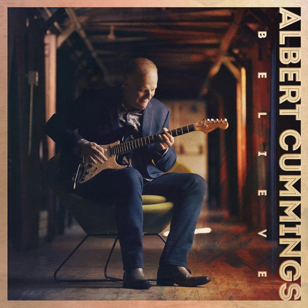 CUMMINGS, ALBERT - BELIEVE (pre-order) - CD